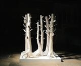 Elm Tree Project by Jilly Sutton ARBS, Sculpture, Wood