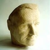 John Wood by Jilly Sutton, Sculpture, Wood