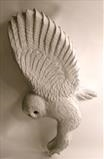 Owl by Jilly Sutton ARBS, Sculpture