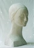 Pontoon Girl by Jilly Sutton, Sculpture, Olive-stone resin or Bronze