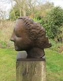 Tiltyard Lady by Jilly Sutton ARBS, Sculpture